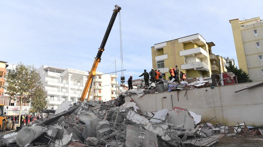 Албания получит более €1 млрд на восстановление после землетрясения