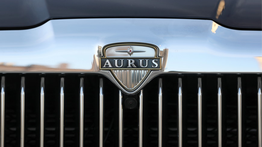 Серийное производство мотоциклов Aurus начнется в 2022 году