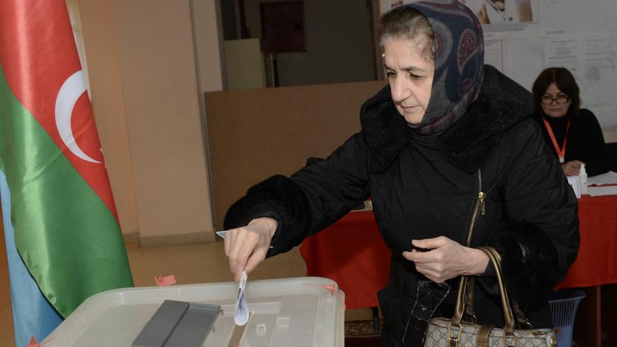 Миссия ШОС признала выборы в Азербайджане легитимными