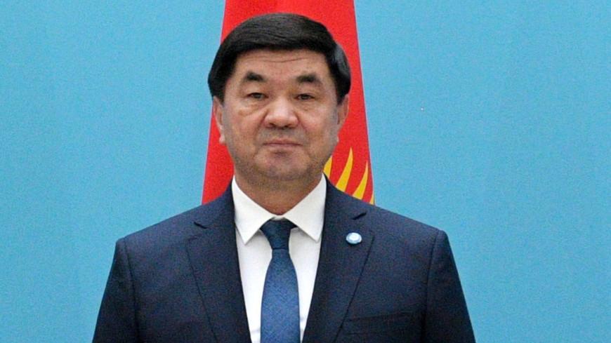 Премьер Кыргызстана поручил усилить контроль над коронавирусом