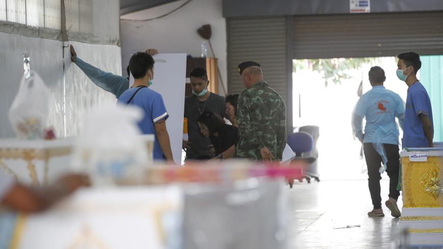 Центр оказания оперативной помощи пострадавшим при стрельбе в ТЦ открылся в Таиланде