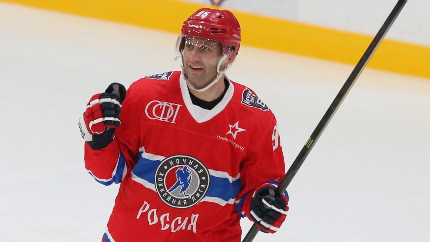 Двукратный чемпион мира по хоккею Морозов стал новым президентом КХЛ