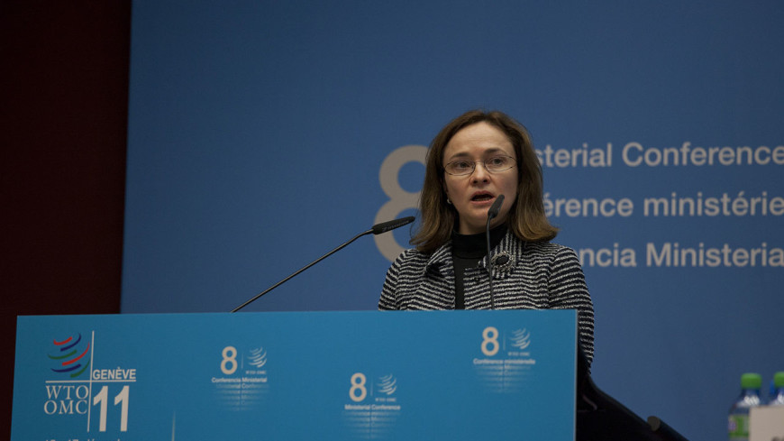 Набиуллина заявила, что коронавирус почти не повлиял на российскую экономику