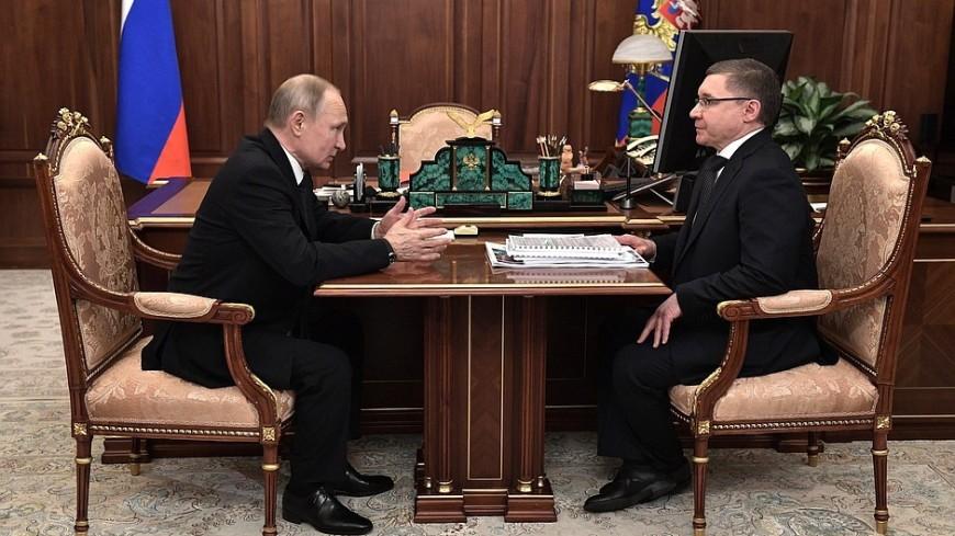 Путин предложил главе Минстроя оценить введение эскроу-счетов