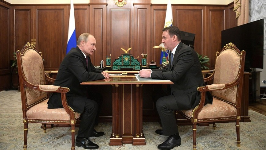 «Отработали на «отлично»: Путин похвалил аграриев