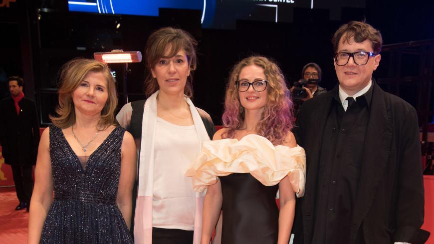 Российский фильм «ДАУ. Наташа» получил «Серебряного медведя» на Берлинском кинофестивале