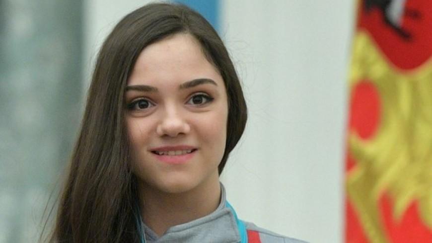 Медведева сфотографировалась в образе Сейлор Мун