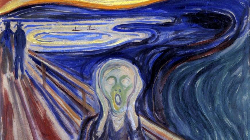 Картина Мунка «Крик» потускнела из-за нанокристаллов