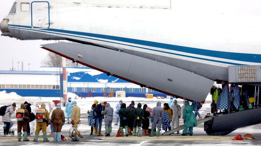 В Беларуси поблагодарили Россию и Казахстан за эвакуацию граждан из Китая