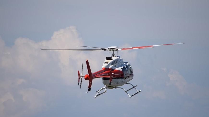 Вертолет с тремя пассажирами разбился в Татарстане