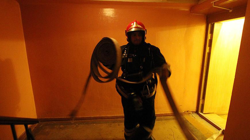 """""""© Фото: Сергей Гапон, «МИР 24»"""":http://mir24.tv/, пожарная охрана, пожар, пожарные, пожарная охрана минск"""
