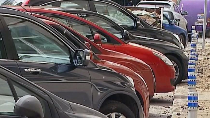 Россияне стали реже покупать трехлетние автомобили
