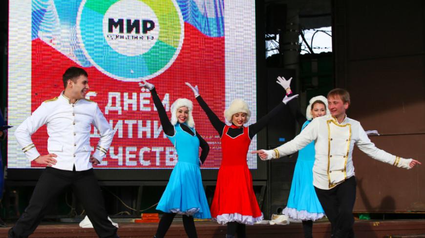 Концерт и одежда военных лет: телеканал «МИР» приглашает встретить День защитника Отечества