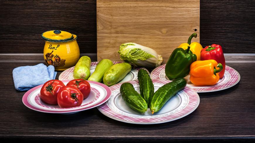 Российские ученые изобрели способ повышения антиоксидантного статуса у овощей