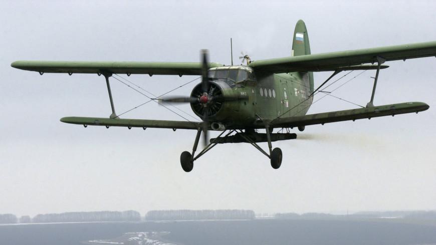 В Казахстане совершил аварийную посадку Ан-2: есть пострадавший