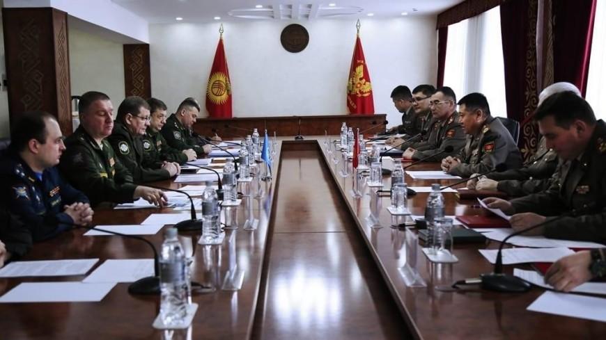 В Бишкеке обсудили систему кризисного реагирования ОДКБ