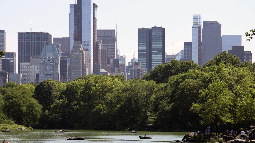 """© Фото: Жанна Звягина / """"«МИР 24»"""":http://mir24.tv/, лодки, сша, нью-йорк, америка, штаты, центральный парк"""