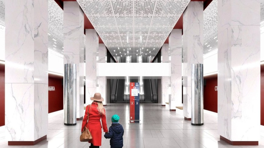 Станцию БКЛ «Сокольники» построят к концу этого года
