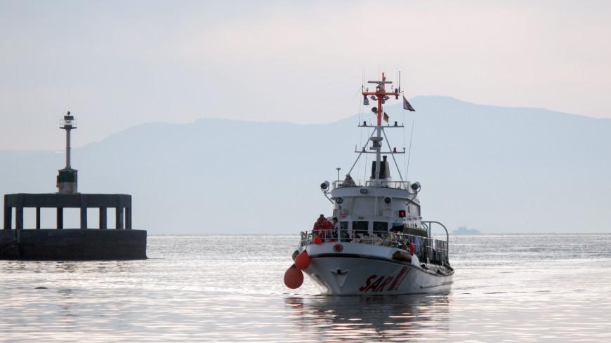 У берегов Эстонии потерпел бедствие российский траулер: экипаж спасен