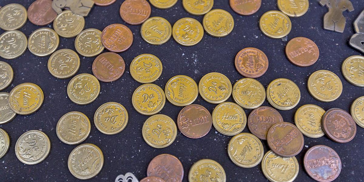 в коркино монеты украли фото монет подробно