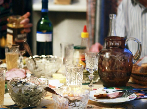 Как прервать новогодний пищевой загул без вреда для здоровья?