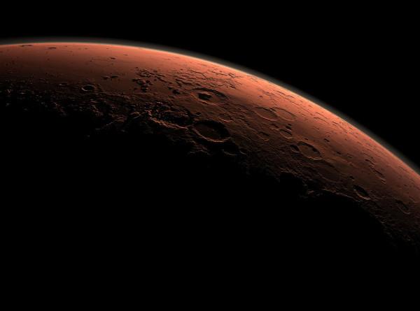 На Марсе обнаружены песчаные дюны