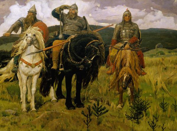 Тест: Кто вы из героев русских сказок?