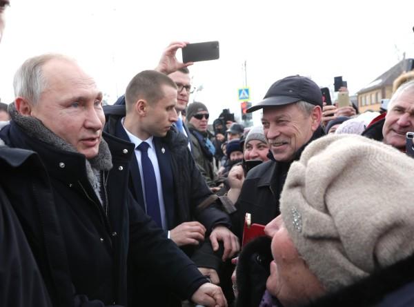 Успешный опыт Усмани: Путин рассказал о мерах соцподдержки из послания