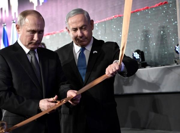 «Свеча памяти»: слезы Владимира Путина в Иерусалиме