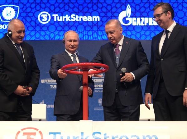 Страсти по газу. «Южный поток» стал «Турецким потоком»