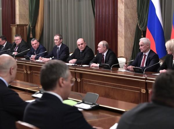 Новый состав правительства России. ИНФОГРАФИКА