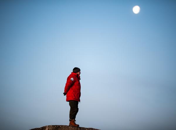 «Таким маршрутом ходят единицы». Ведущий телеканала «МИР» покажет зрителям Антарктиду