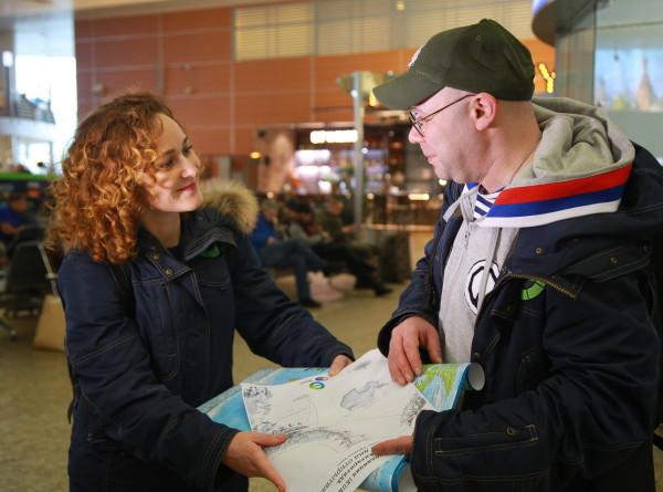 Ведущий «МИРа» отправился в Антарктиду по следам Беллинсгаузена (ФОТО)