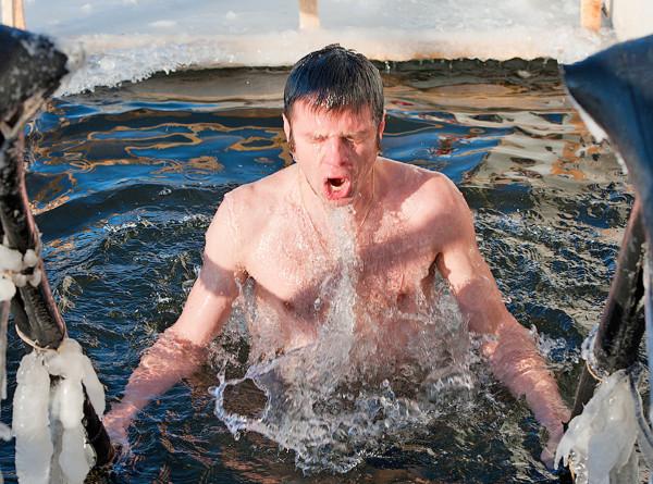 Где искупаться в Москве на Крещение? ИНФОГРАФИКА