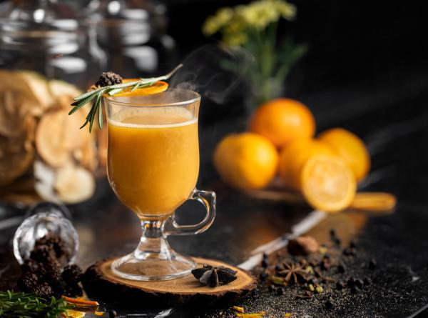 Горячие пряные напитки для холодной поры. РЕЦЕПТЫ