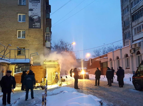 Число погибших из-за прорыва трубы с горячей водой в Перми возросло до пяти