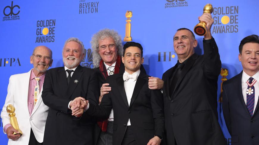 Названы победители премии «Золотой глобус»