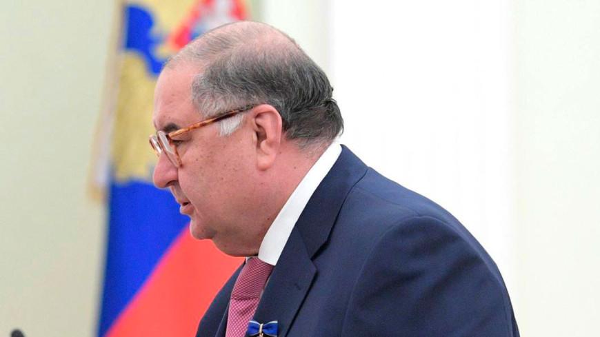 "Фото: ""Пресс-служба президента России"":http://kremlin.ru/, алишер усманов"