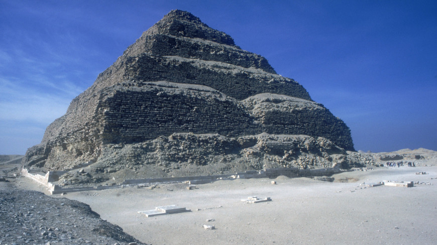 Древнейшая пирамида Джосера скоро откроется для туристов
