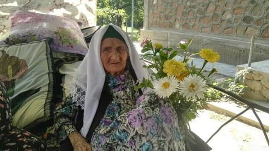 В Таджикистане умерла самая старая женщина в мире