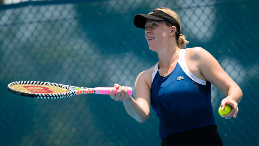 Australian Open: Павлюченкова вышла во второй круг, Кудерметова покидает турнир