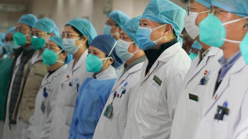 Количество жертв коронавируса в Китае превысило 100 человек