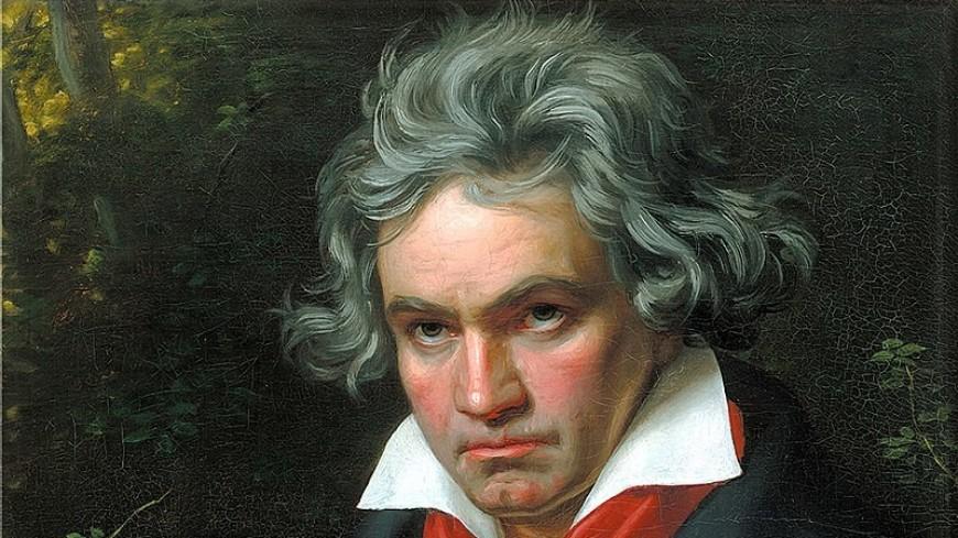 Названа возможная причина глухоты Бетховена