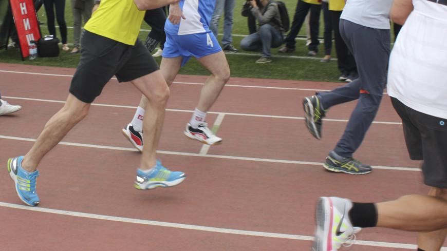 """Фото: Екатерина Ковалева, """"«Мир 24»"""":http://mir24.tv/, спорт, гто, бег"""