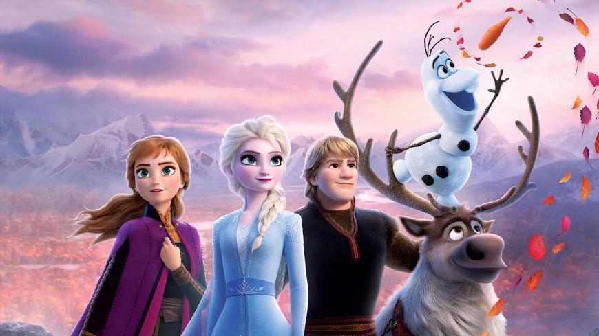 «Холодное сердце 2» стал самым кассовым мультфильмом в истории