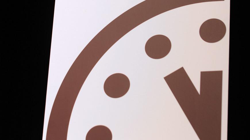 Катастрофа все ближе: на Часах Судного дня 100 секунд до «ядерной полуночи»