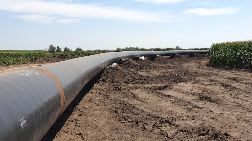 Болгария начала получать газ из «Турецкого потока»