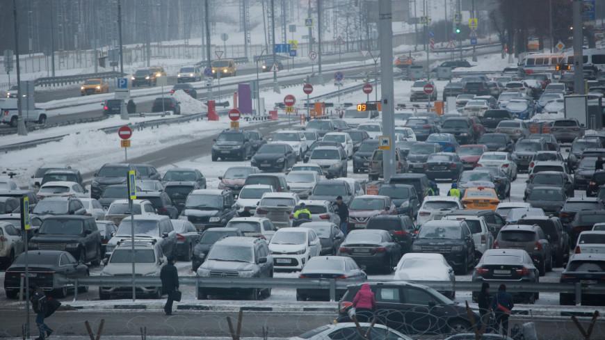 В Москве устранили проблему с разрешениями на бесплатную парковку