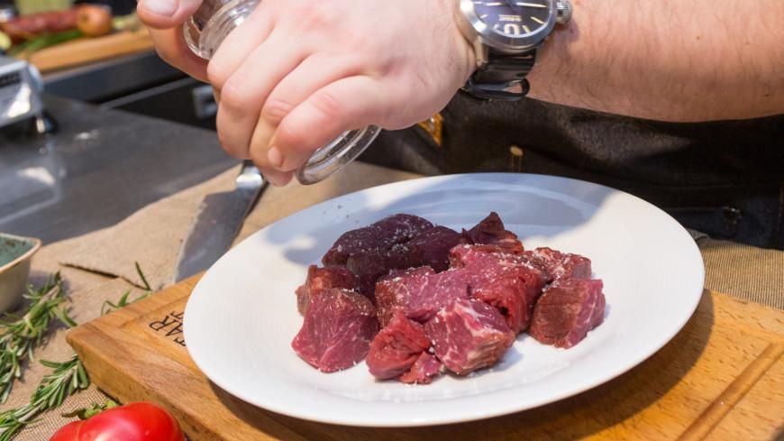 """Фото: Дмитрий Белицкий (МТРК «Мир») """"«Мир 24»"""":http://mir24.tv/, мясо, еда, кухня, готовить"""