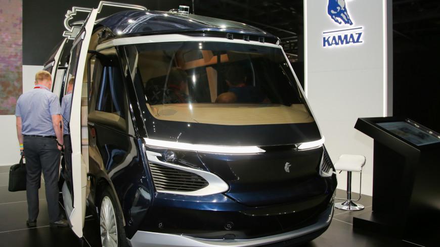 В Москве откроется полигон для тестирования беспилотных автомашин